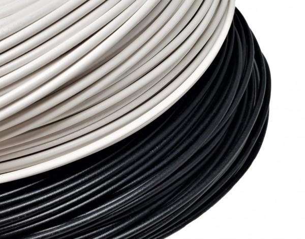 Small Wire 0,25mm² - black