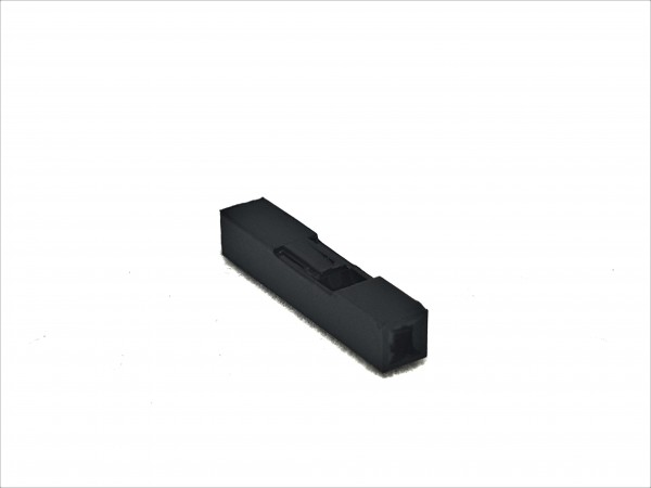 1 Pin DuPont Connector - black