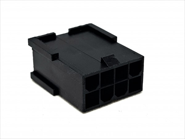 8 Pin EPS/CPU Male Connector - black
