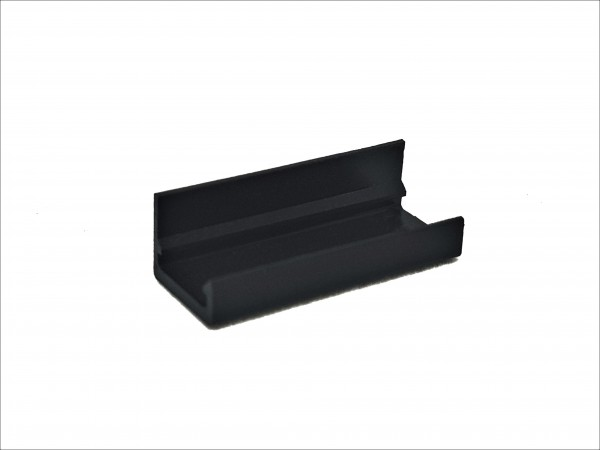 SATA End Cap - black