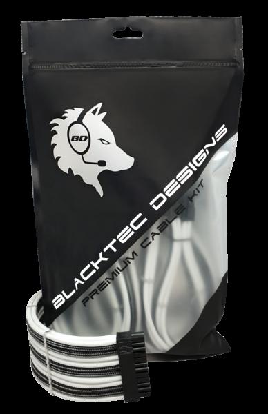 BD Cable Extension Kit D-Series Premium - carbon/white