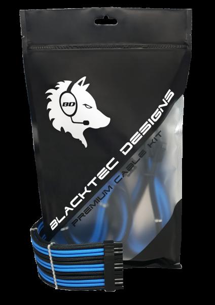 BD Cable Extension Kit D-Series Premium - black/blue