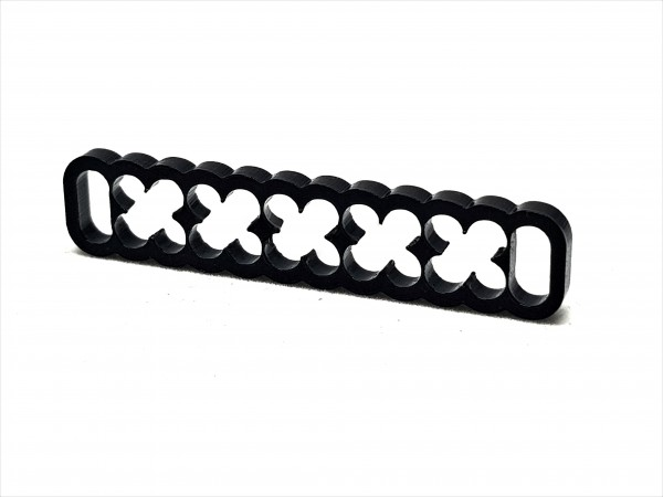 BD Plastic Cable Combs closed 24 Pin V2 - black