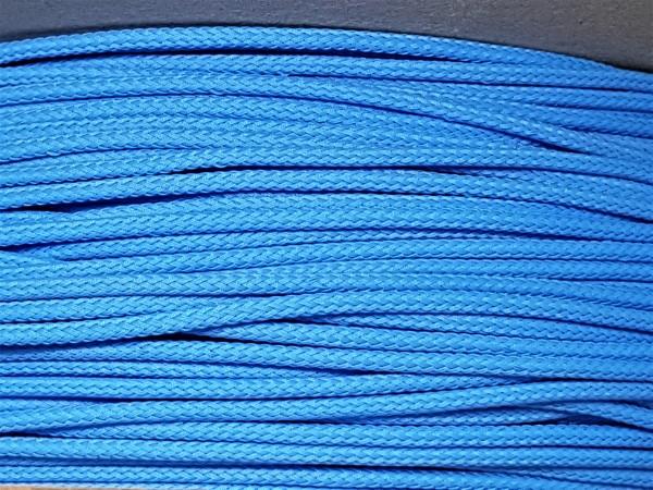 2mm Geflechtschlauch PET Sleeve *Royal Blue*