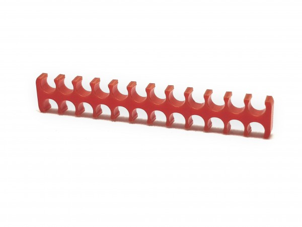 BD Plastic Cable Combs open 24 Pin V2 - red