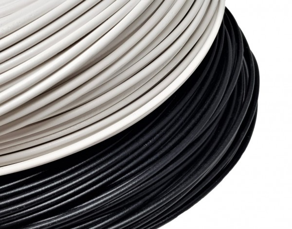 BD Wire 0,5mm² - white