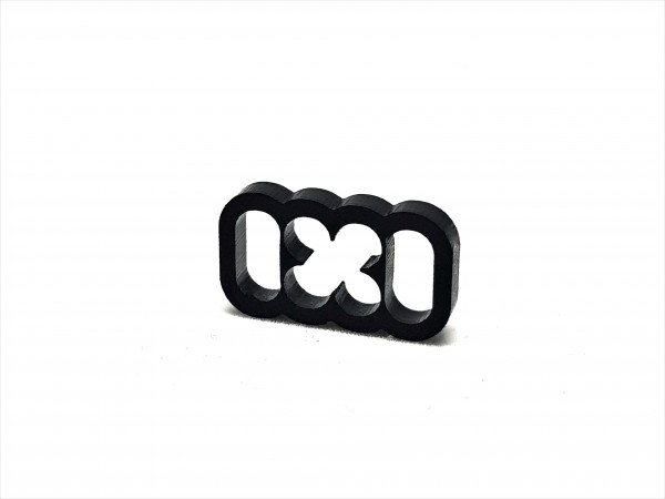 BD Plastic Cable Combs closed 8 Pin V2 - black