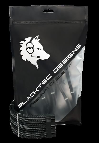 BD Cable Extension Kit D-Series Premium - black/carbon
